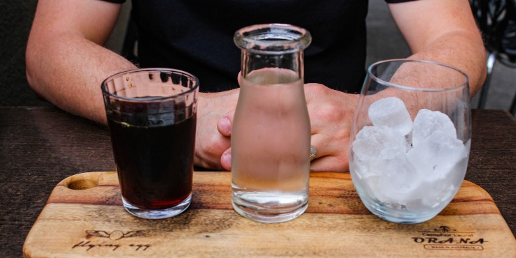 Cold Brew Coffee To Water Ratio