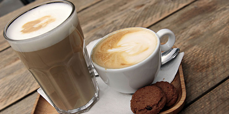 Difference Between A Cappuccino And A Latte