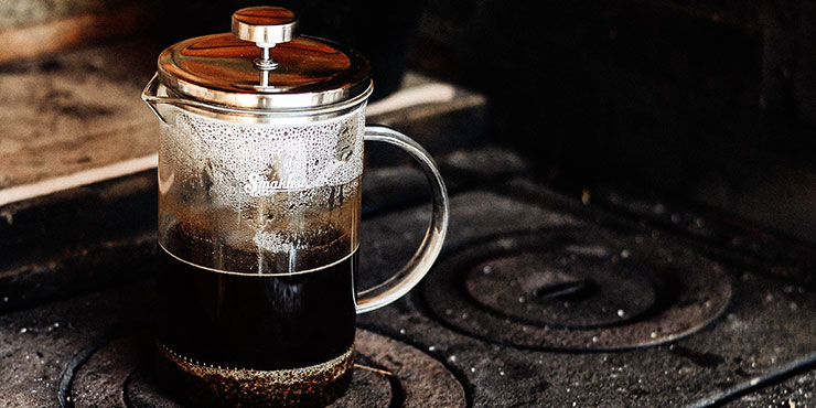 What Is Steeping Coffee